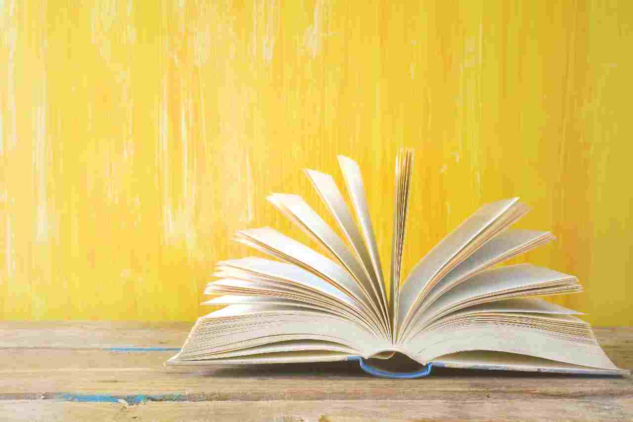 your personal story image of an open book